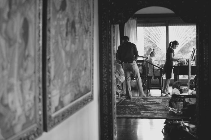 The Wedding of Ivi & Ian by Ahava by Bona Soetirto - 010