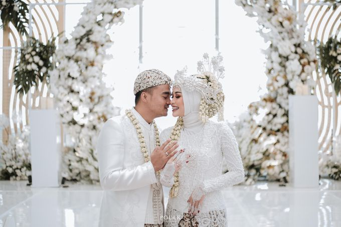 Adit & Citias Akad Decoration by Valentine Wedding Decoration - 026