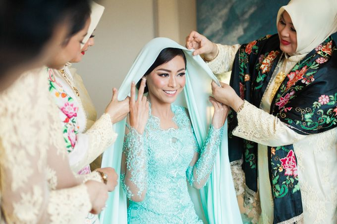 The Traditional Engagement of Niki & Whulan by Namasa Portraire - 002