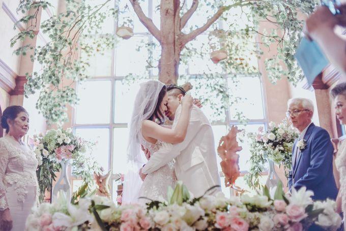THE WEDDING OF ALIA AND MARTIN by ODDY PRANATHA - 014