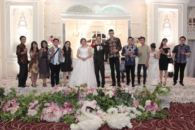 Weddding day of Jujianto & Yuvi at Angke Restaurant Kelapa Gading by Angke Restaurant & Ballroom Jakarta - 007