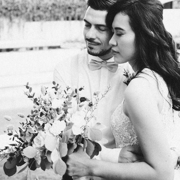 Wedding of Deasy & Nikolay by Tirza Zoraya - 006
