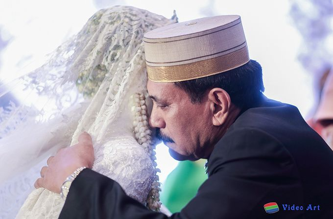 The wedding story  of Echa & Harya by Video Art - 028