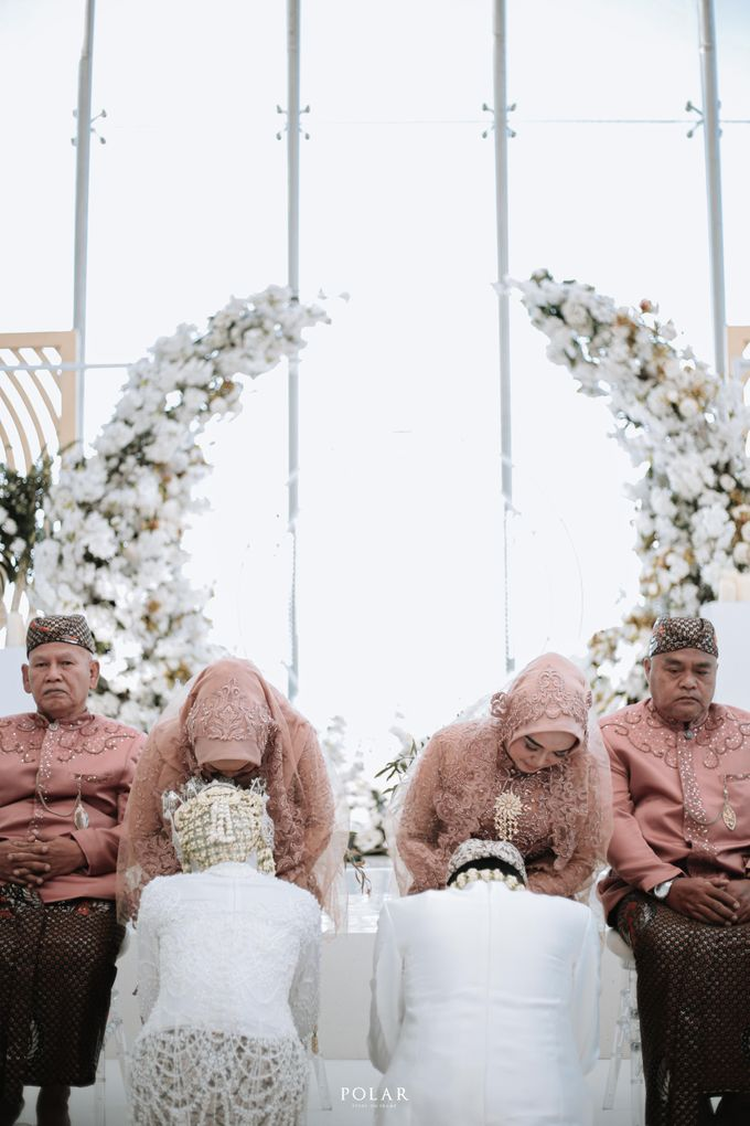 Adit & Citias Akad Decoration by Valentine Wedding Decoration - 027