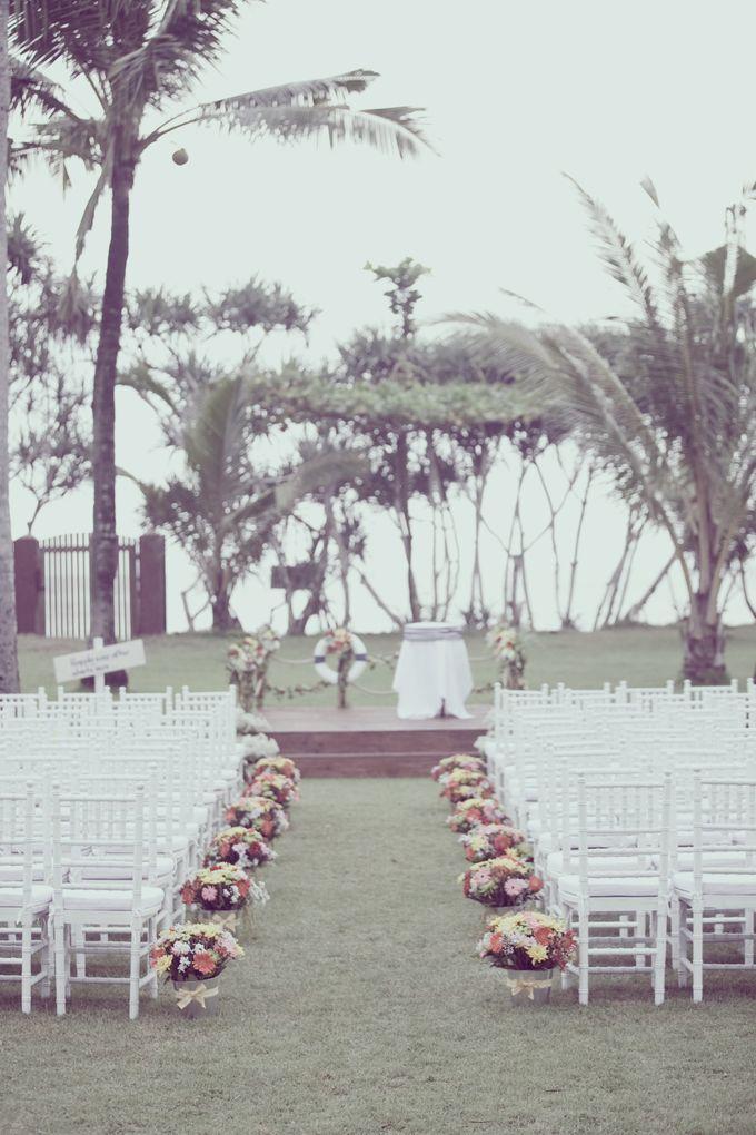The Wedding of Ivi & Ian by Ahava by Bona Soetirto - 015