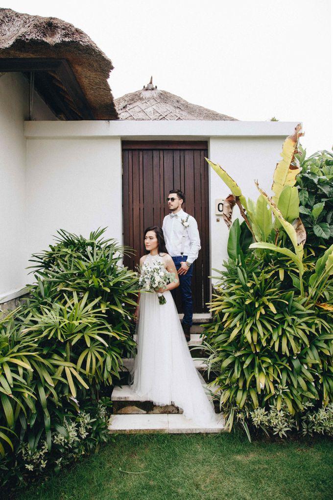 Wedding of Deasy & Nikolay by Tirza Zoraya - 007