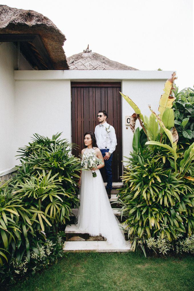 Deasy & Nikolay Wedding by mikUP - 003