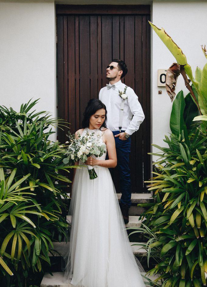 Deasy & Nikolay Wedding by mikUP - 004