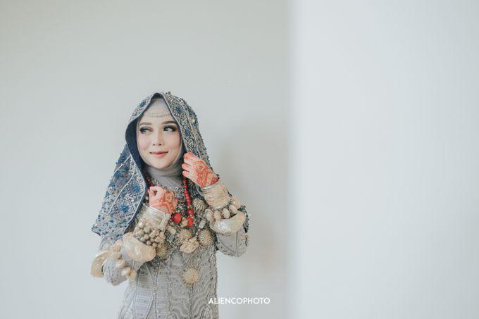 PURI ARDHYA GARINI WEDDING OF NIA & AFFAN by alienco photography - 003