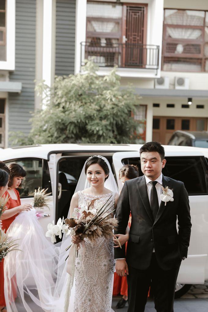 The Wedding of  Tirto & Jessy by Satori Planner - 004