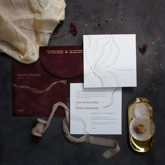 VIncent & Rebecca by The Fine Press - 002
