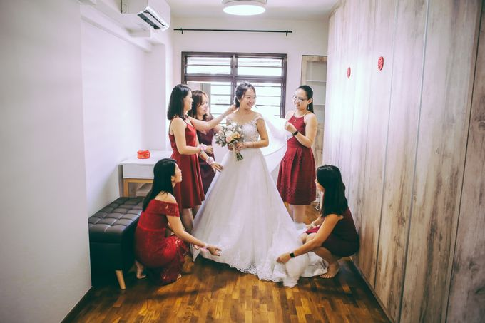 Actual Day Wedding by  Inspire Workz Studio - 035