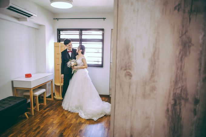 Actual Day Wedding by  Inspire Workz Studio - 036
