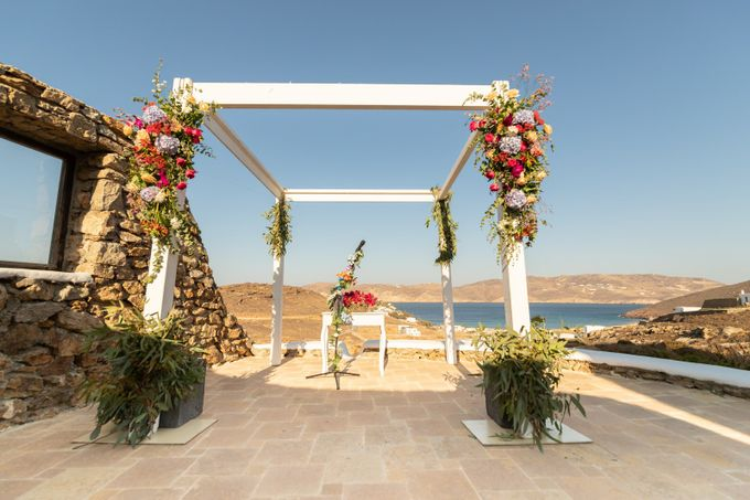 Amazing bohemian wedding by Diamond Events - 025