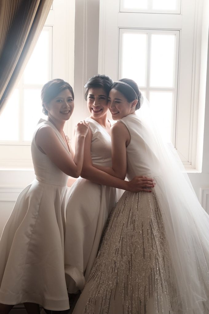 Jin Ho and Vera Wedding by Isabella Wedding Organizer - 001