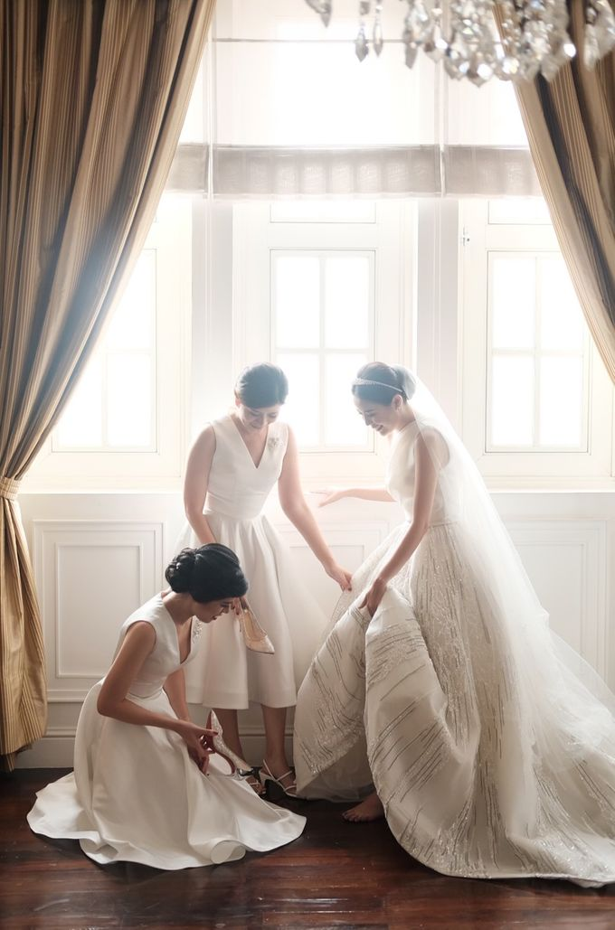 Jin Ho and Vera Wedding by Isabella Wedding Organizer - 002