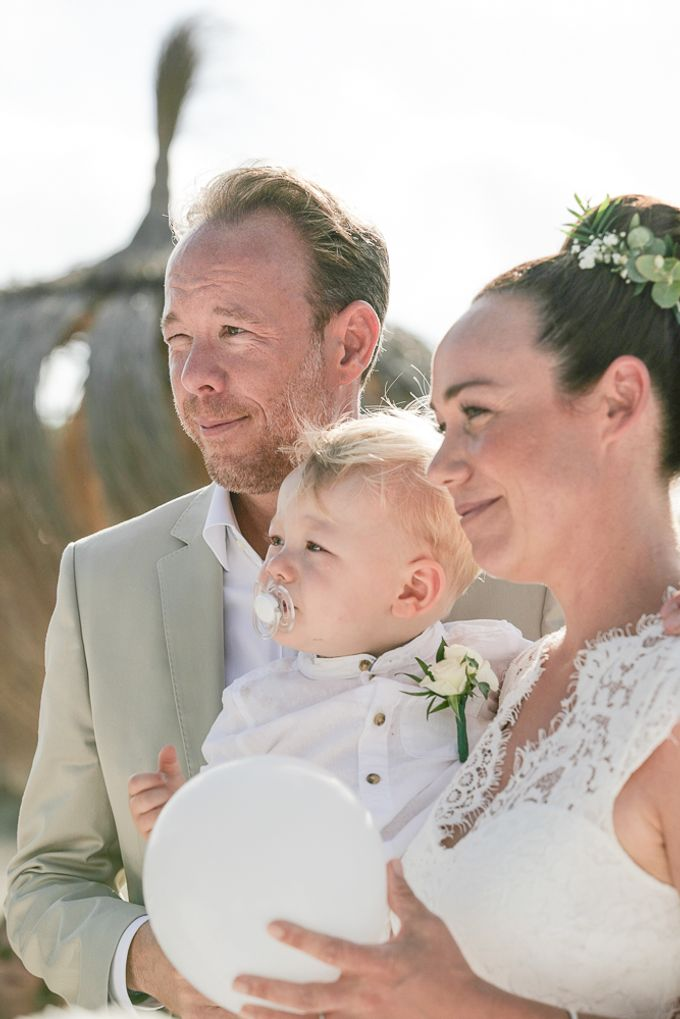 Susan & Oreste Beach Wedding by Your Wedding Concierge - 004