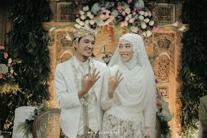 The Wedding of Putri & Lanang by alienco photography - 002