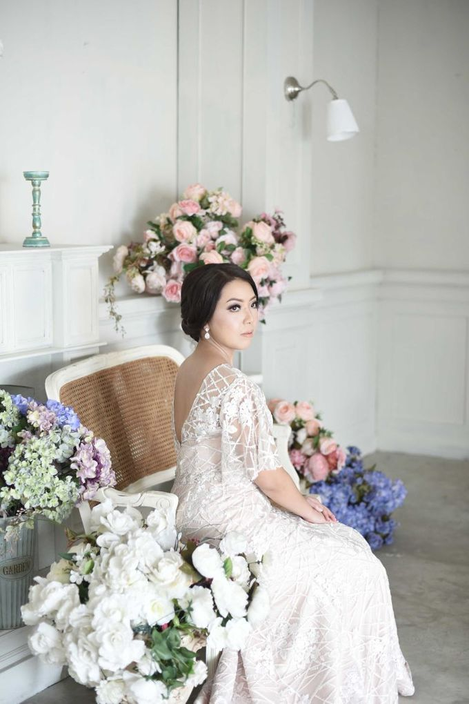 Prewedding Gown for Mrs Jovita by Deasy Marlina - 001