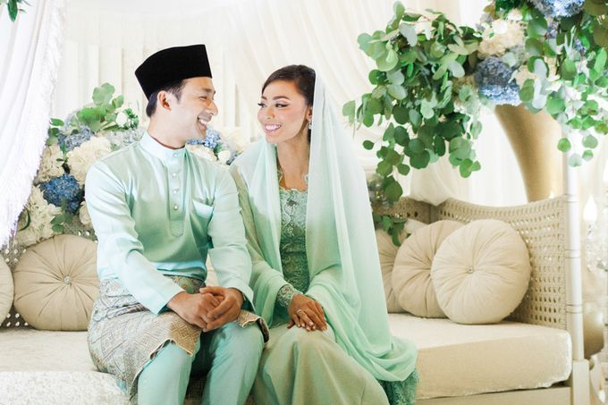 The Traditional Engagement of Niki & Whulan by Namasa Portraire - 003