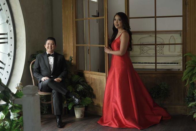 Prewedding Gown for Mrs Jovita by Deasy Marlina - 003