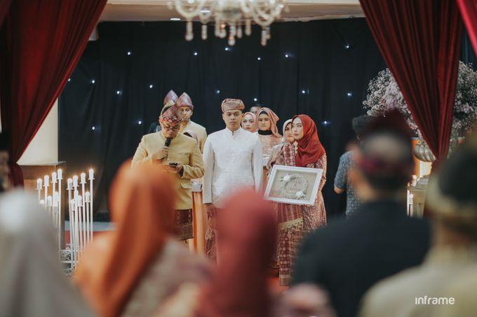 Yozha & Weldy Wedding day by Inframe photo video - 023