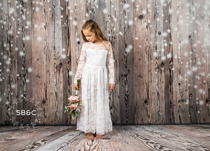 Flower Girl Dress by Sixpence Boutique & Co - 041