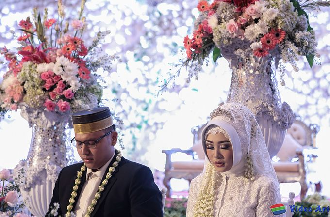 The wedding story  of Echa & Harya by Video Art - 031