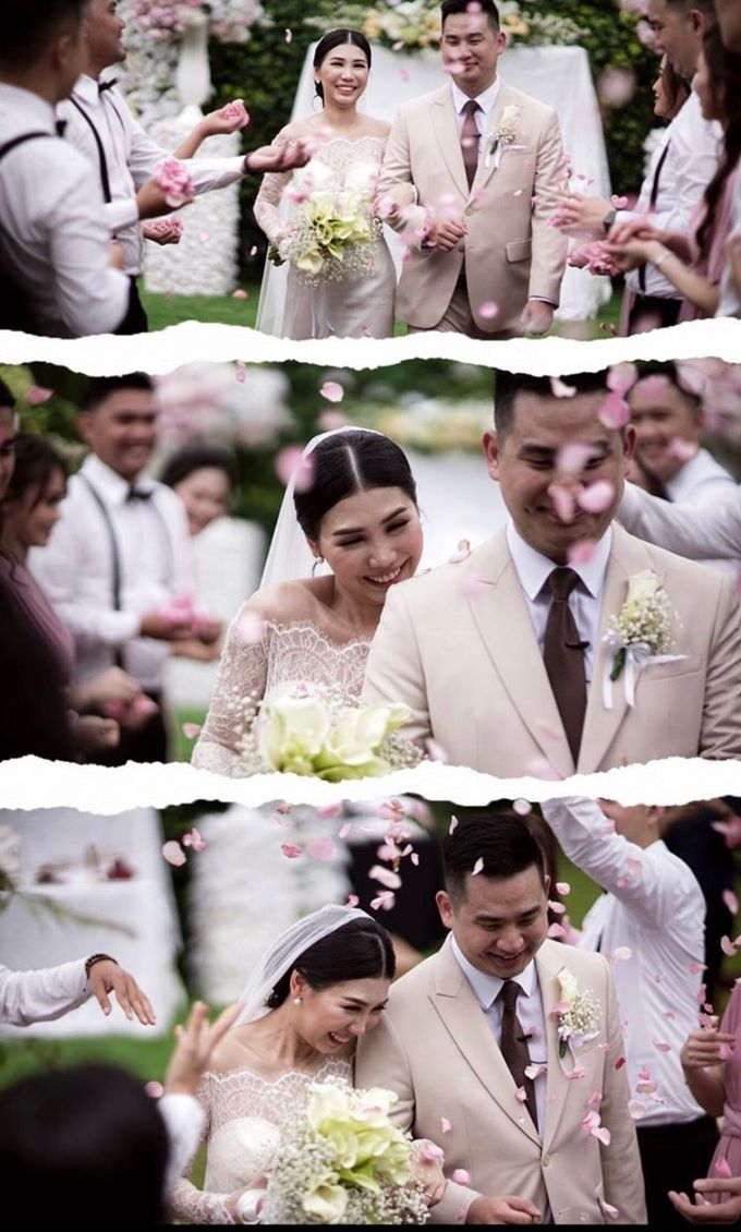 The wedding of Eko and Chris by Espoir Studio - 005