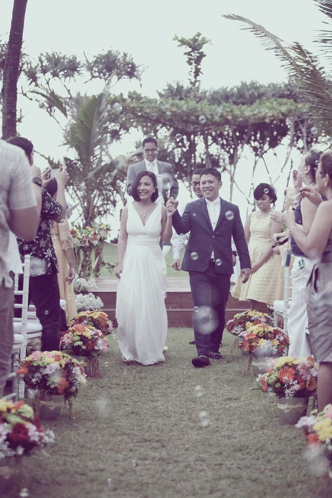 The Wedding of Ivi & Ian by Ahava by Bona Soetirto - 023