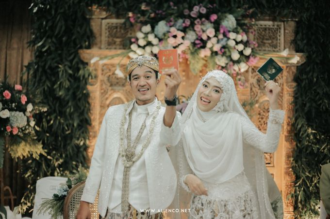 The Wedding of Putri & Lanang by alienco photography - 004