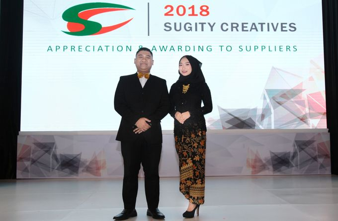 Sugity Appreciation and Awarding to Supplier 2018 by Pullman Jakarta Indonesia - 002