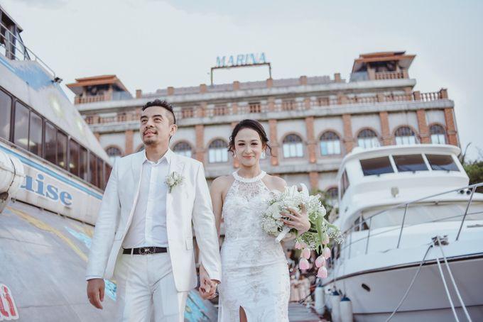 THE WEDDING OF ALIA AND MARTIN by ODDY PRANATHA - 019