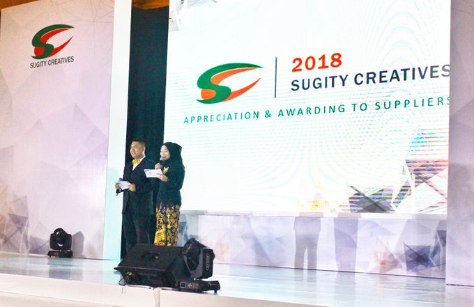 Sugity Appreciation and Awarding to Supplier 2018 by Pullman Jakarta Indonesia - 010