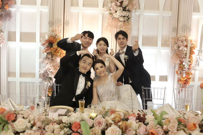 Jin Ho and Vera Wedding by Isabella Wedding Organizer - 003