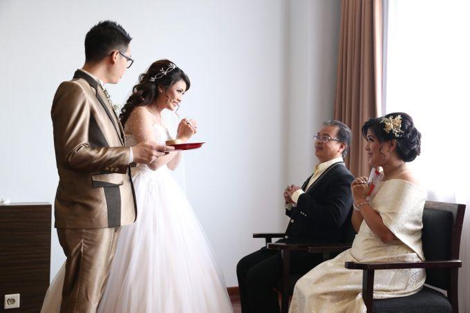 Wedding Of Wicky & Senny by Oscar Organizer - 007