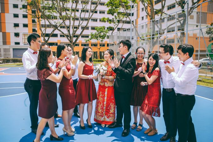 Actual Day Wedding by  Inspire Workz Studio - 041