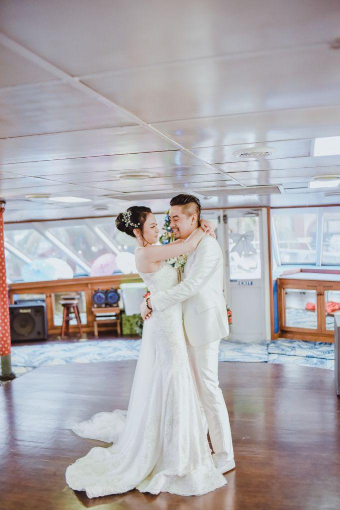 THE WEDDING OF ALIA AND MARTIN by ODDY PRANATHA - 030