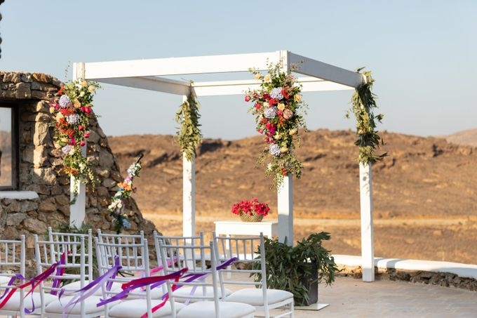 Amazing bohemian wedding by Diamond Events - 030