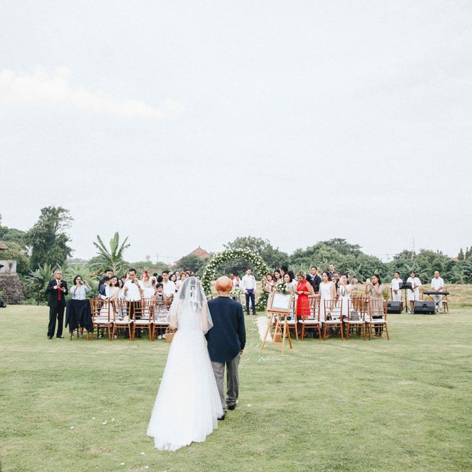 Wedding of Deasy & Nikolay by Tirza Zoraya - 011