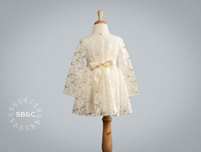 Flower Girl Dress by Sixpence Boutique & Co - 044