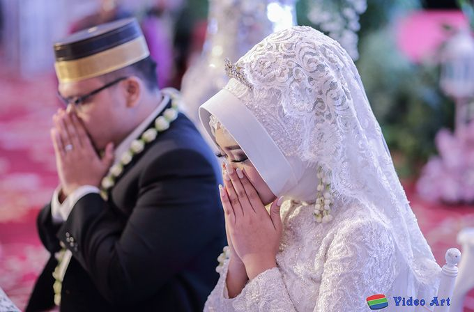 The wedding story  of Echa & Harya by Video Art - 033