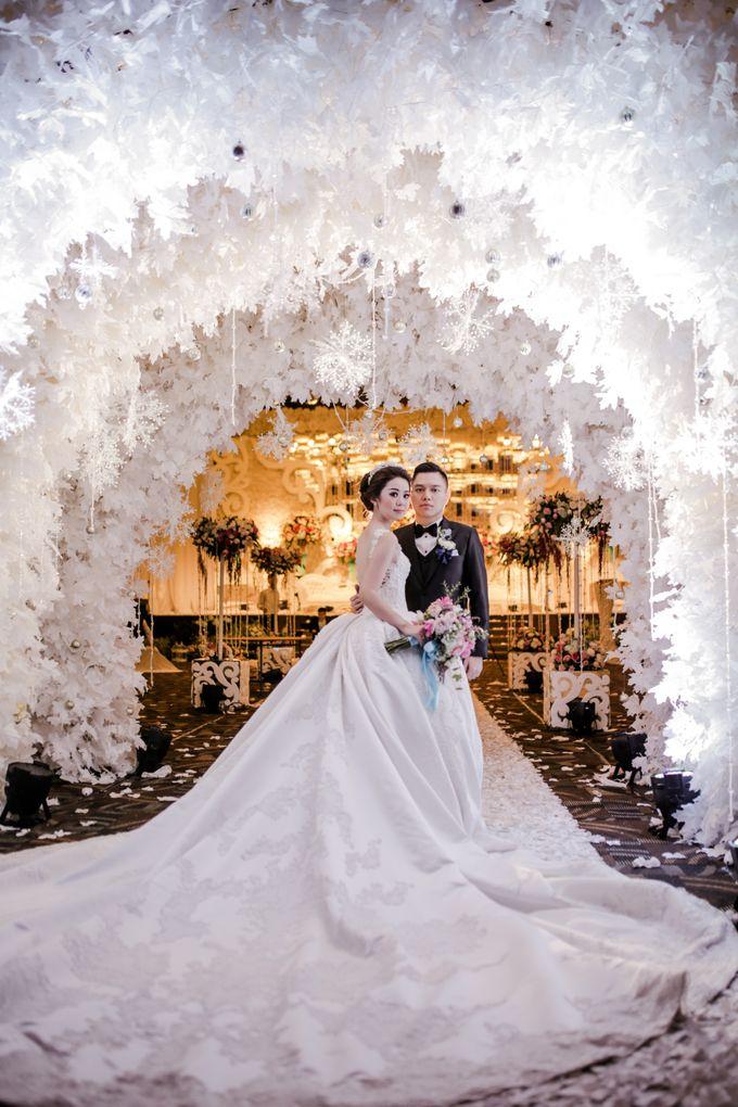 Wedding Day of Daniel & Jennie by Écru Pictures - 048