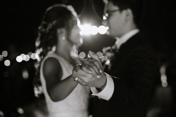 THE WEDDING OF ALVIN & TASYA by Alluvio - 029