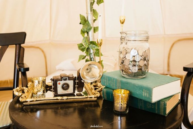 Glamping Wedding Proposal by Glittering Carousel - 004