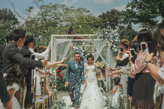 Wedding Jiewa & Ivanna by Wong Hang Distinguished Tailor - 002