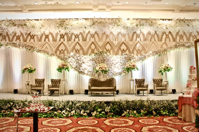 Denny & Monica At Jw Marriot Hotel by indodecor - 001