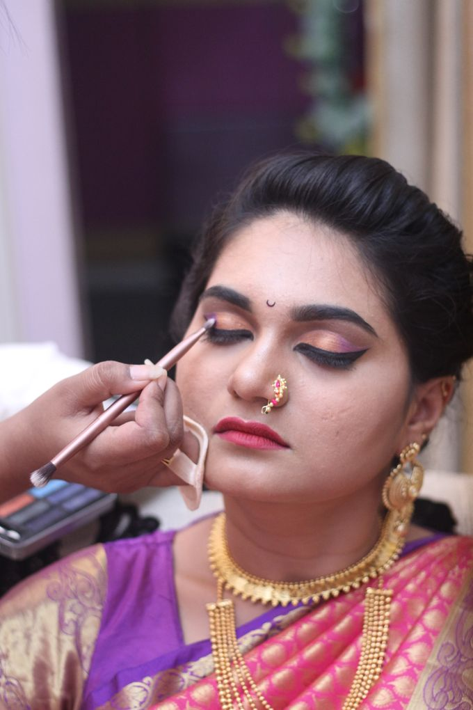 Destination WEdding by Makeup Artistry by Piyaa Purii - 005