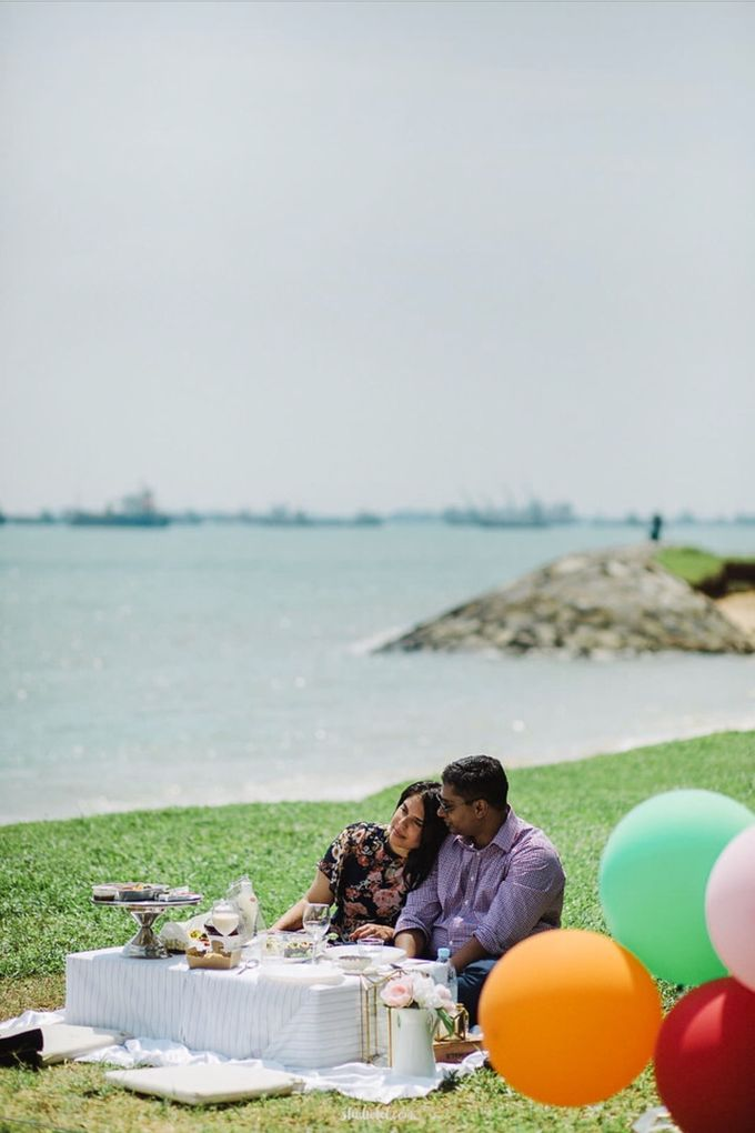 Glamping Wedding Proposal by Glittering Carousel - 011