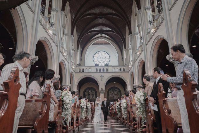 Richie & Shella Wedding by Cerita Kita Organizer - 001